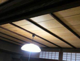 M様邸和室天井改修工事