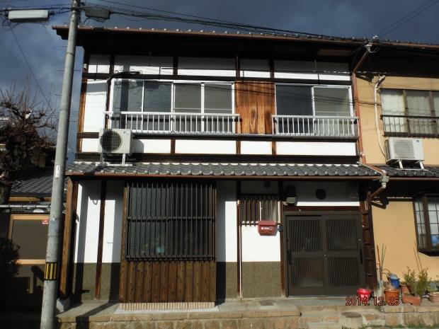 京町屋改修工事
