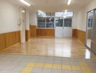 元京都市立楽只小学校複合施設整備工事